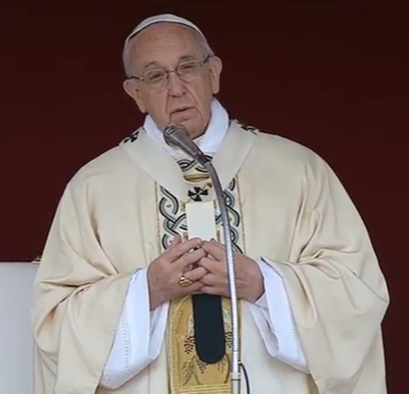 Pope 041617