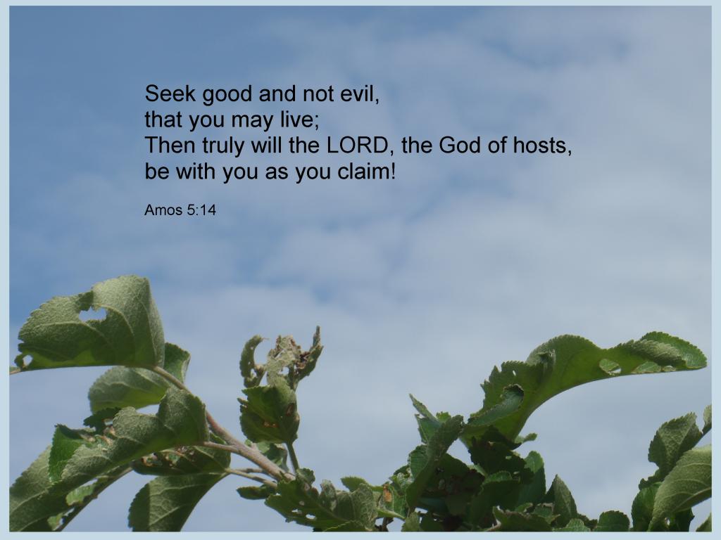 Prayer 070418