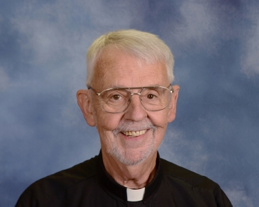 Photo of Father Michael Gribble