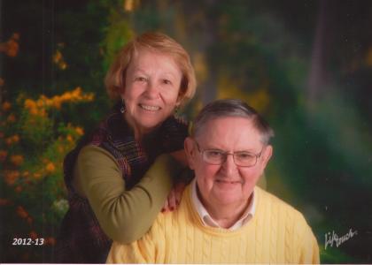 Photo of Kathy and Gene Kosinski