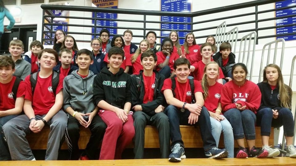 Science Olympiad Team 2016