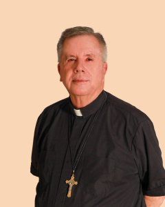 Photo of Rev. Patrick Rebel