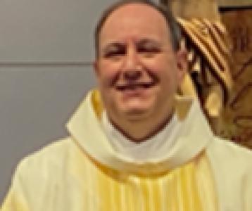 Photo of Deacon James Riveiro