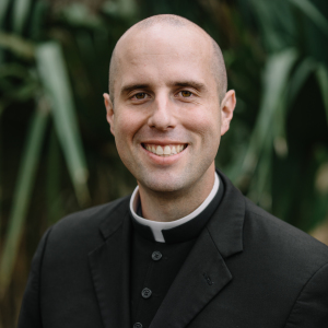 Photo of Father Andre Melancon