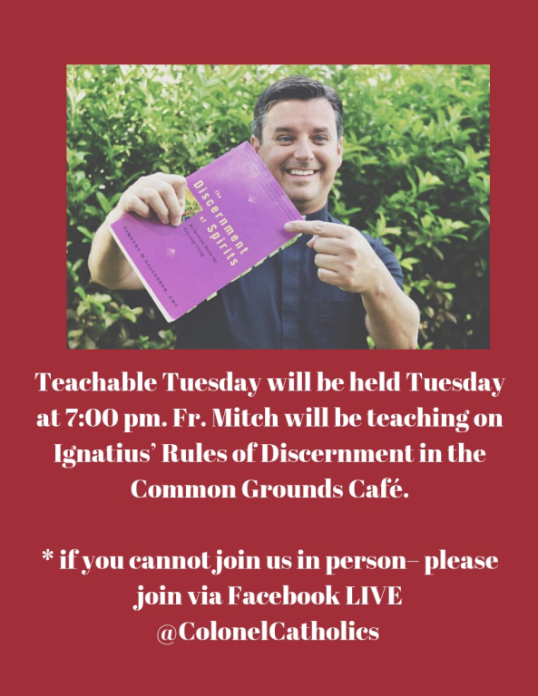 Teachable Tuesdays
