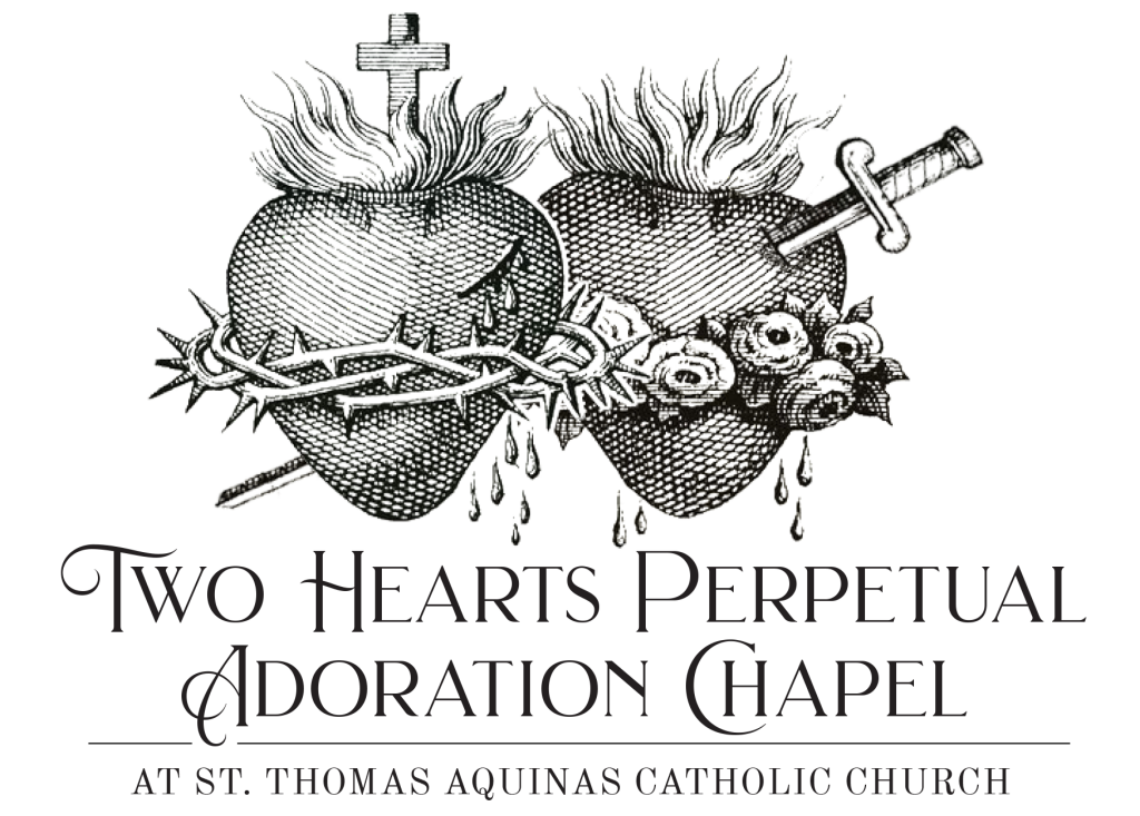 Two Hearts Adoration Chapel
