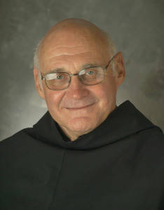 Photo of Father David Tickerhoof, T.O.R.