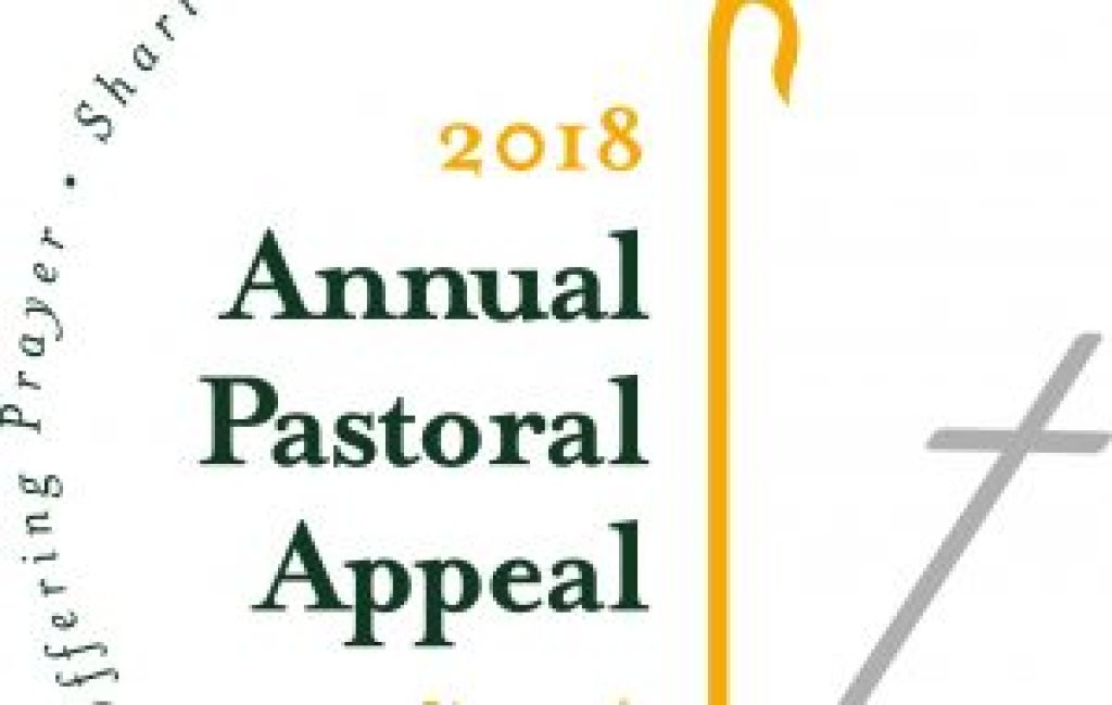 2018 Annual Pastoral Appeal