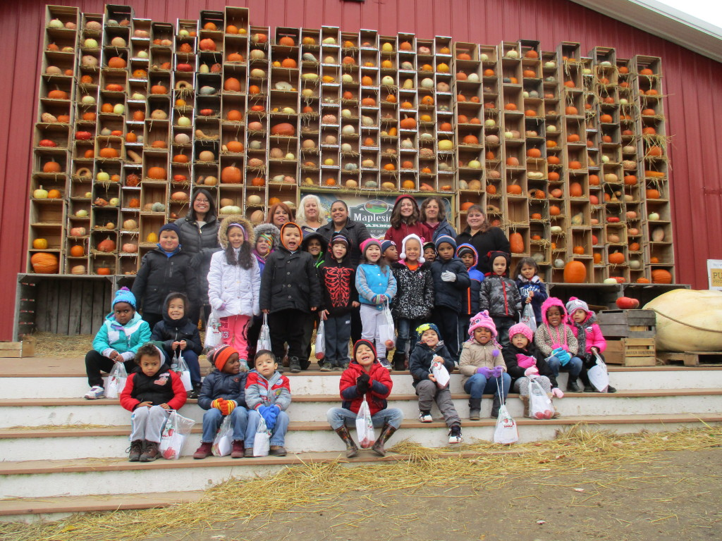 Our recent trip to Mapleside Farms.