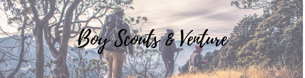 Boy Scouts & Venture | St  Patrick Catholic Church
