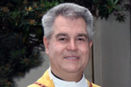 Photo of Fr. Christopher Tozzi