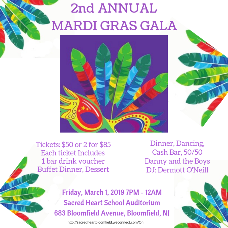 Second Annual Mardi Gras Gala
