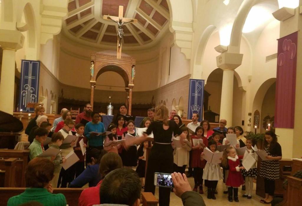 Combine choirs L&C 2016