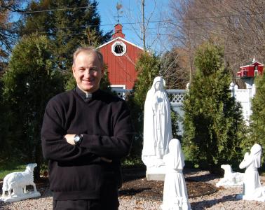 Photo of Reverend Grzegorz (Gregory) Jaworowski