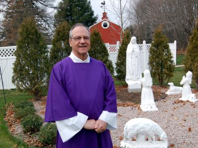 Photo of Deacon Domenic Stolfi