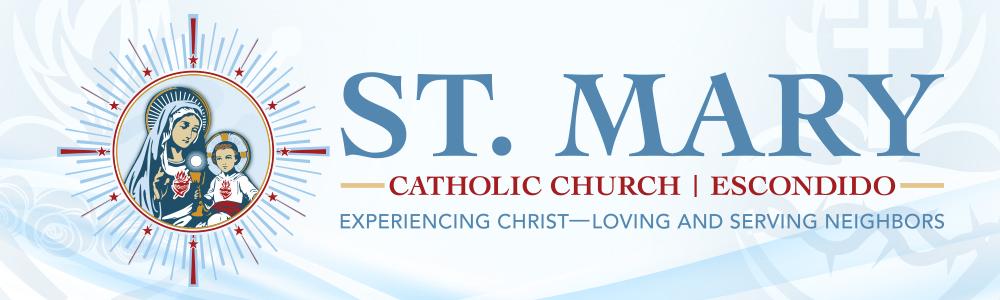 St. Mary Catholic Church - Escondido