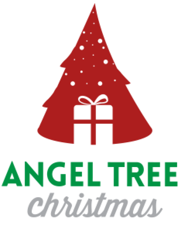the angel tree provides clothing toys and gift items at christmas to all children and adults being served by the food pantry - Christmas Angel Tree