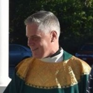 Photo of Fr. John Sheaffer