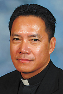 Photo of Rev. Joseph P.V. Phung