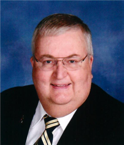 Photo of Rev. Mr. David Sallen