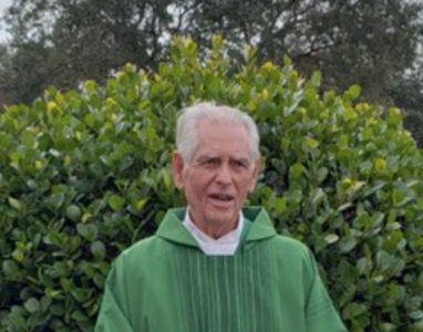 Photo of Deacon Robert Godlewsky