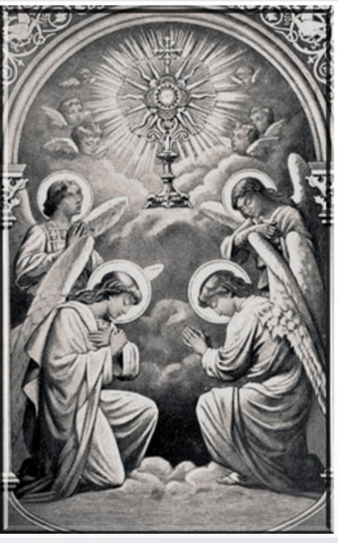 PLM - Adoration and Benediction of the Blessed Sacrament