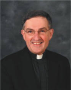 Photo of Rev. George Bellenoit