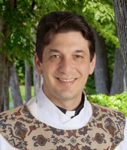 Photo of Pastor Rev. Cory A. Mayer