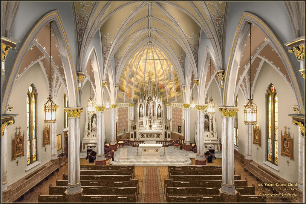 Renew St Joseph Catholic Church