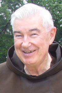 Photo of Fr. Jeremy Harrington, OFM