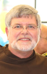 Photo of Fr. Jeff Scheeler, OFM