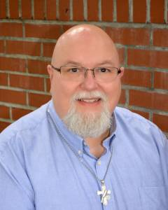 Photo of Deacon Jimmy Brunet