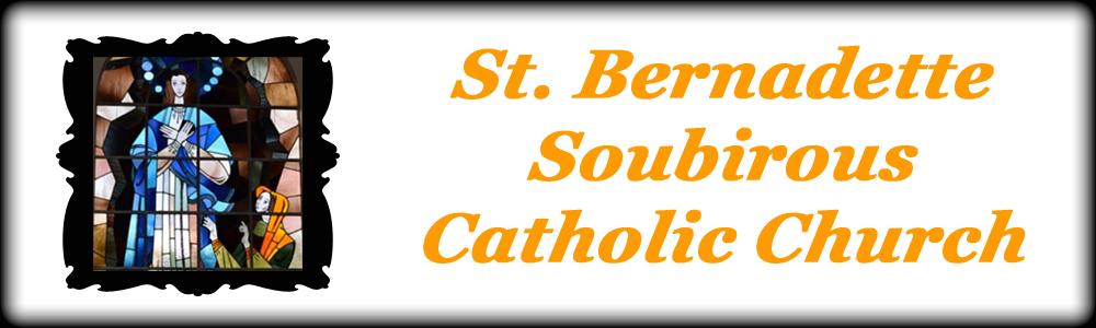 St. Bernadette Catholic Church