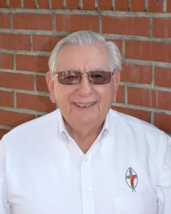 Photo of Deacon Gerald Rivette