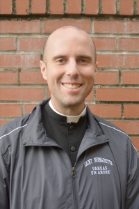Photo of Father Andre' Melancon