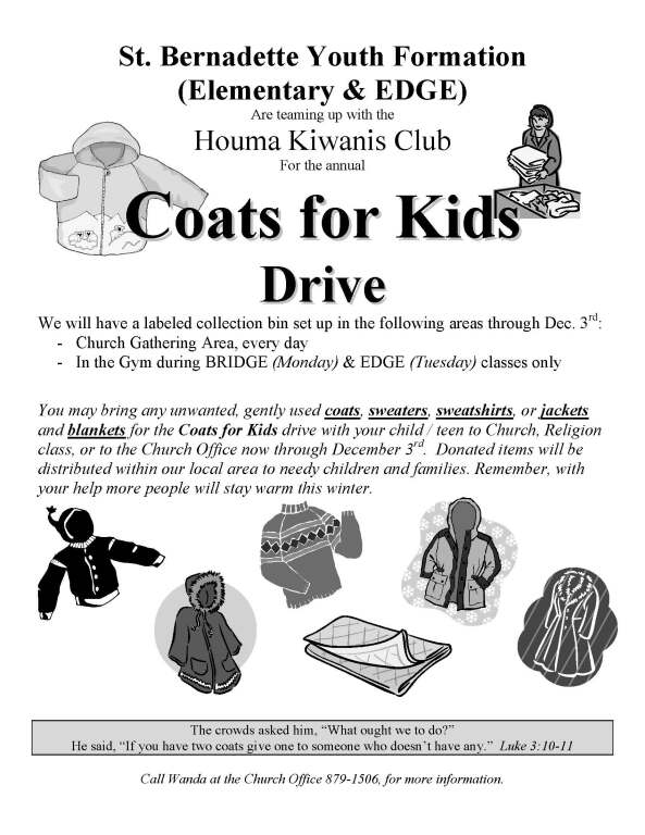 Coats for Kids 2020