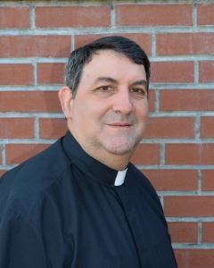Photo of Father Carl Collins