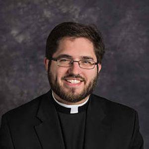 Photo of Reverend Jacob Straub