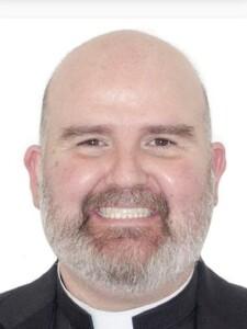 Photo of Fr. Caleb Vogel