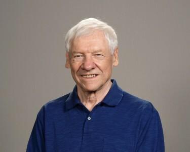Photo of Deacon Michael Eisenbeiss