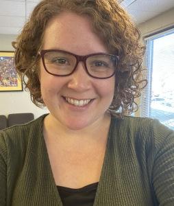 Photo of Rachel Hansbury
