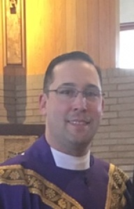 Photo of Reverend Patrick Cahill