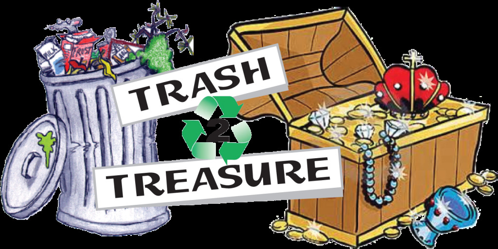 Trash to Treasure sale