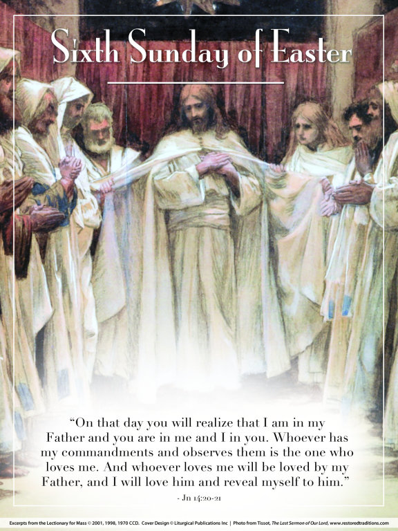 6th Sunday of Easter