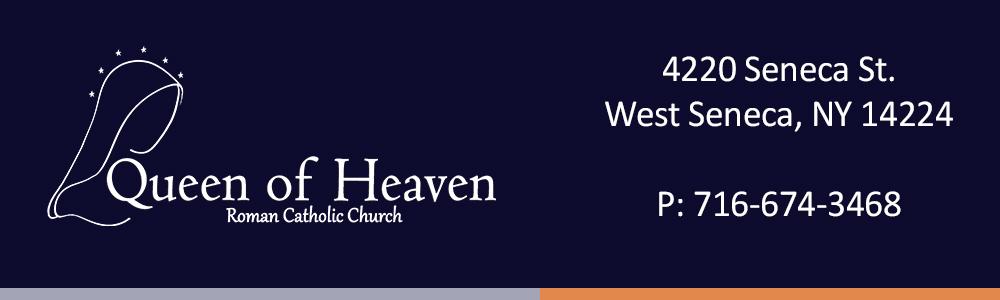 Welcome to Queen of Heaven Parish