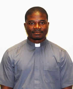 Photo of Father Clement Owusu