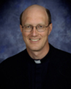Photo of Fr John Frost