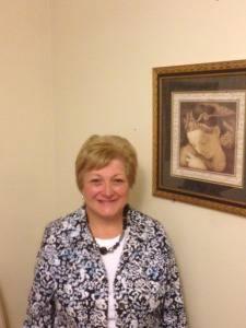 Photo of Mrs. Nettie Goldate