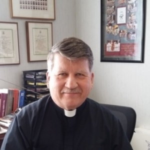 Photo of Reverend Michael J. Bazan