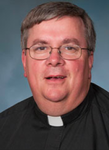 Photo of Father Stephen Holmes